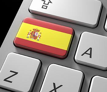 teclado español empresa traduccion