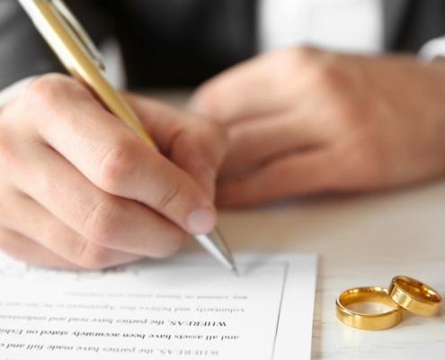 traducir el certificado matrimonial